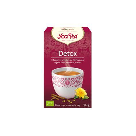 Detox Box India by Detox 183 Yogi Tea 183 17 Filtros