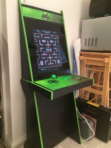 arcade cabinate vigolix invader arcade cabinet