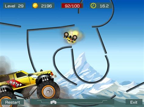 monster truck extreme racing monster stunts extreme stunt truck racing ipa cracked for