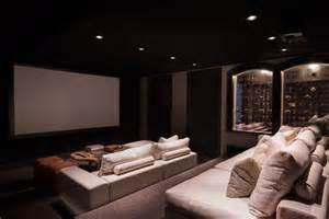 Small Modern Home Theater Small Home Theater Design