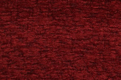 m7281 5495 chenille upholstery fabric in wine