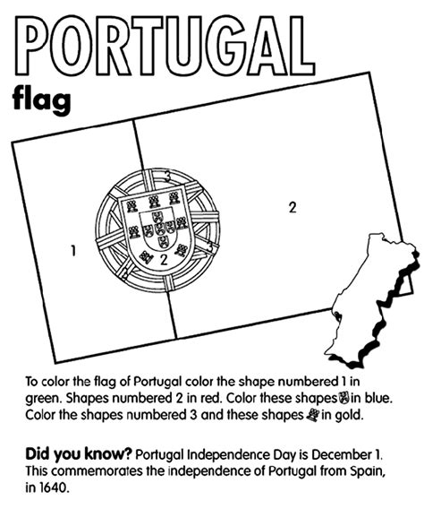 Portugal Coloring Pages portugal crayola au