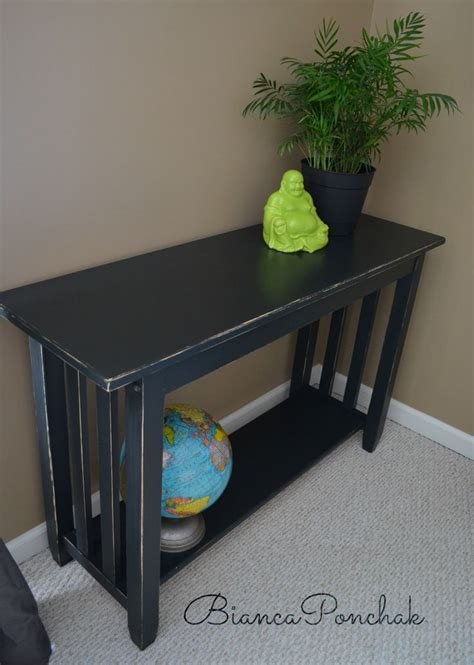 mission sofa table plans free mission style sofa table plans free woodworking projects