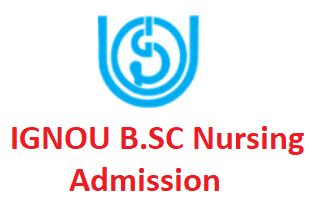 Ignou Distance Learning Mba Admission 2017 18 Last Date by Ignou B Sc Nursing Admission 2018 Application Form