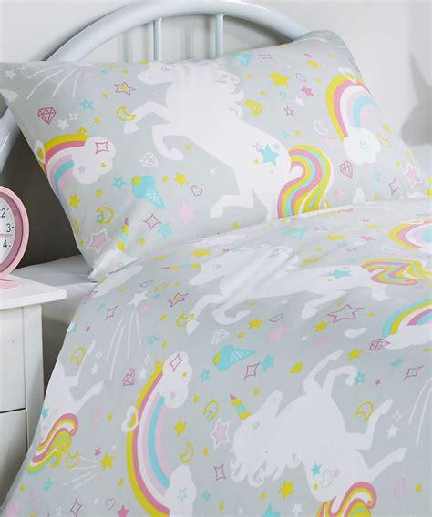einhorn bettdecke unicorn duvet cover set quilt cover unicorn bedding