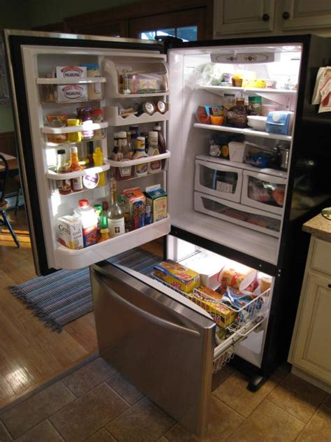 Kitchenaid Fridge Freezing Food Five Different Types Of Refrigerators To Consider