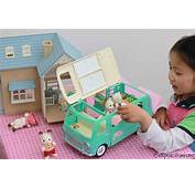 Sylvanian Families Campervan Review  ET Speaks From Home