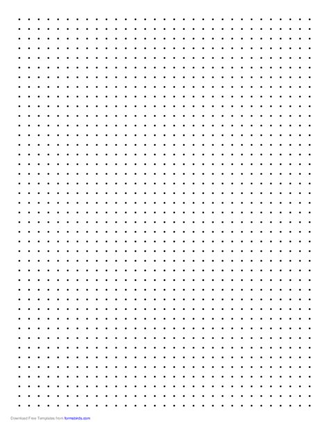 dot paper   dots    letter sized paper