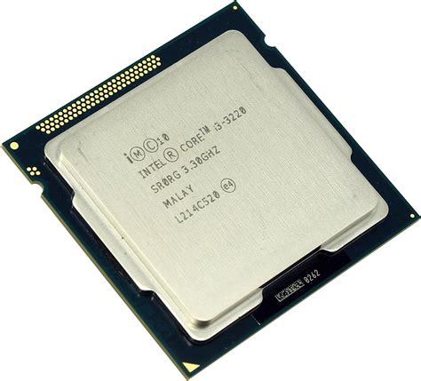 Processor I3 3220 процессор intel i3 3220 processor oem купить сравнить тесты цены и характеристики