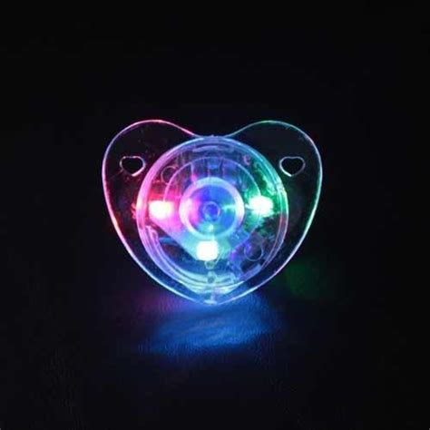 amazing lights led pacifier emazinglights