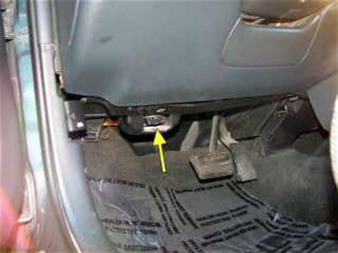 on board diagnostic system 2004 pontiac bonneville interior gm obd2 dlc