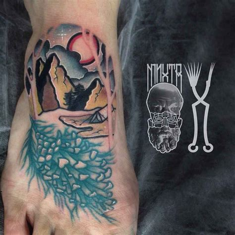 tattoo magazines artist yugin zhestko minsk belarus inkppl