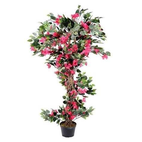 Artificial Bougainvillea Tree Pink   Wholesale Silk