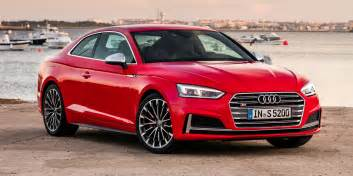 2017 Audi A5 2017 Audi A5 And S5 Review Drive Caradvice