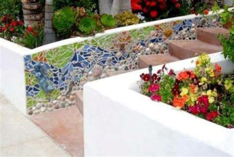 Garten Deko Mosaik by Gartendekoration Selber Machen Garten Dekoration Selber