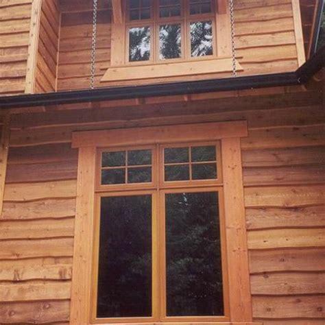 Types Of Cedar Lumber - western cedar this type of siding is called skirl or