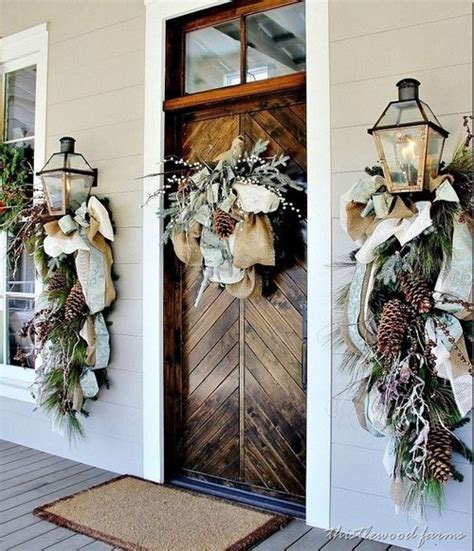 Front Door Winter Decorating Ideas by 21 Modern Decoration Ideas Messagenote