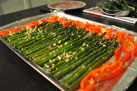 Asparagus Liver Detox by Liver Cleanse Diet Day 7 Roasted Asparagus And