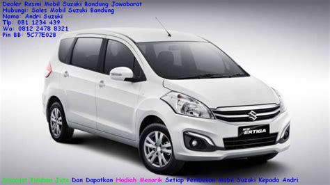 Promo Dp Ringan Suzuki Ertiga by Promo Kredit Dp Ringan Suzuki Ertiga 2017 Suzuki Bandung