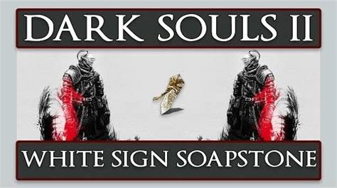 Small Sign Soapstone - white sign soapstone souls ii souls wiki