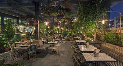Potting Shed Alexandria by Restaurante The Potting Shed At The Grounds