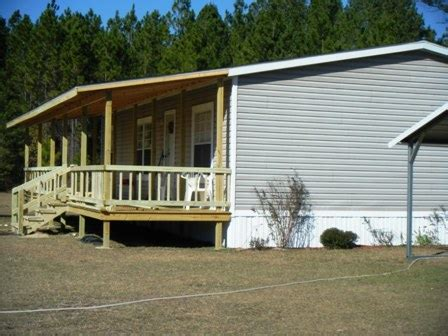 mobile home porch plans 9 beautiful manufactured home porch ideas mobile home living