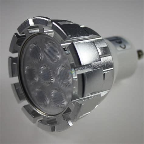 led strahler gu10 nichia gu10 par16 led strahler leuchtmittel dimmbar 5 5w 38 176