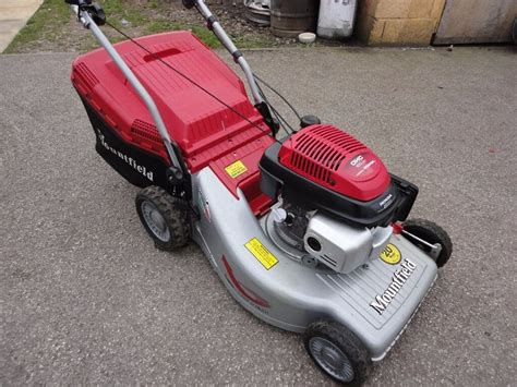 mountfield   honda engine petrol lawnmower  connahs quay flintshire gumtree