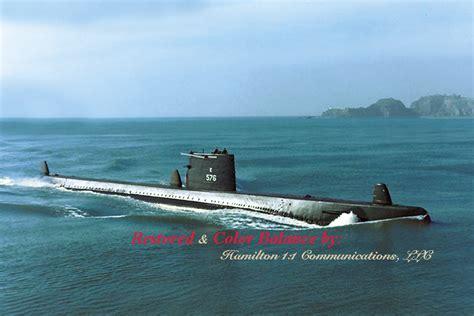 general dynamics electric boat hawaii uss darter ss 576