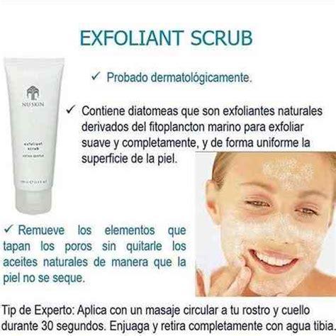 Nu Skin Exfoliant Scrub nu skin scrub exfoliante nuskin exfoliante spa