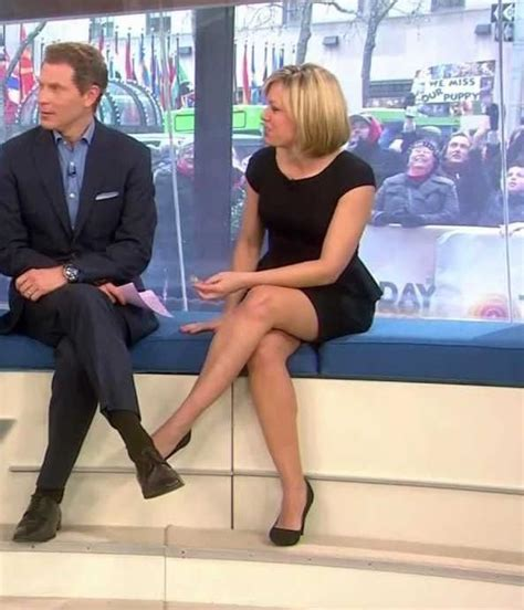 dillon on the today show dylan dreyer sexy legs crossed in other news