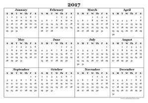 Annual Planner Template 2017 Blank Yearly Calendar Template Free Printable Templates