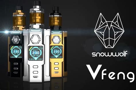 Home Giveaways by Sigelei Snow Wolf Vfeng 230w Preview Vaping360