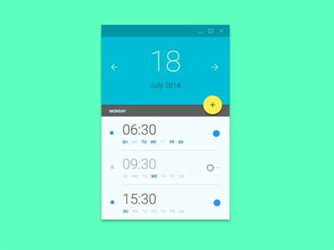 material design ideas ui inspiration material design