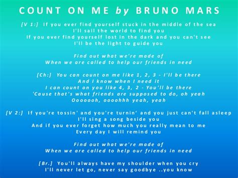 download mp3 bruno mars you can count on me count on me bruno mars