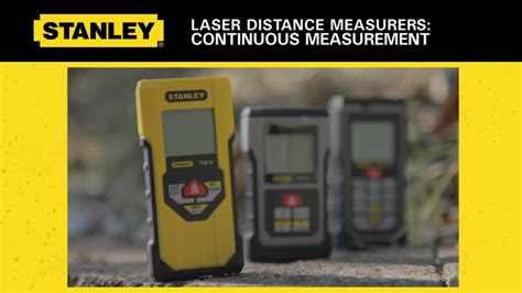 stanley introduces tlm99s laser distance measurer with tlm99 laser distance measurer stht77138 stanley tools
