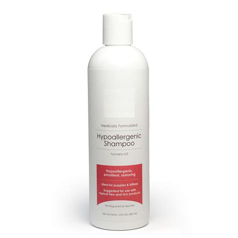 Shoo Finesse best hypoallergenic hair products what does hypoallergenic
