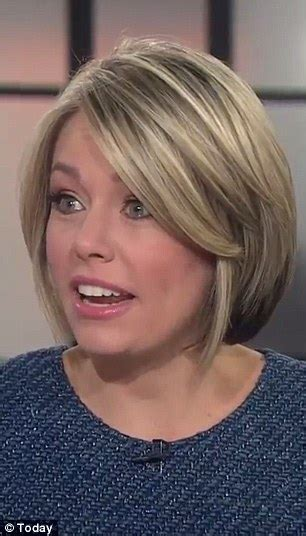 dillan dryer haircut dylan dreyer returns to the today show daily mail online