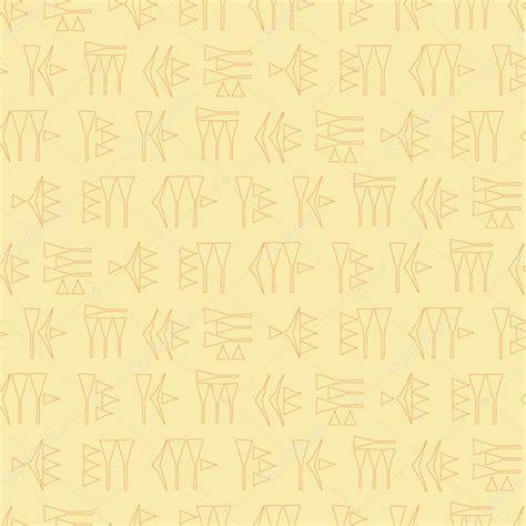 la escritura transparente 841600126x fondo transparente con escritura cuneiforme vector de