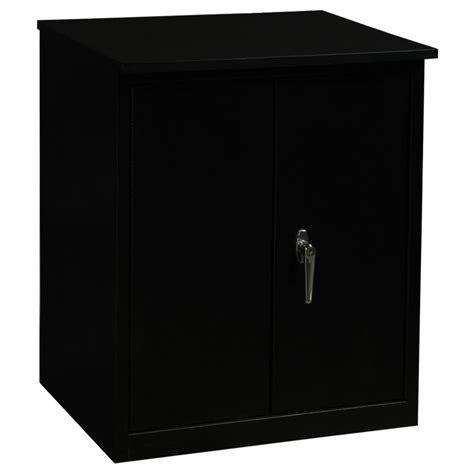Black Storage Cabinet Laminate Top Used Storage Cabinet Black National Office Interiors And Liquidators