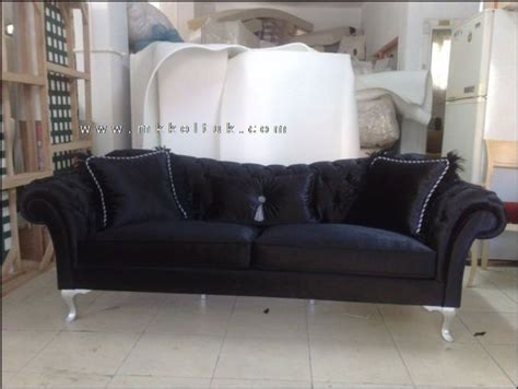 Black Chesterfield Sofas For Sale S3net Sectional