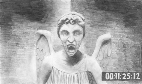 weeping angels camera wallpaper set doctor who weeping angels gif www imgkid com the image