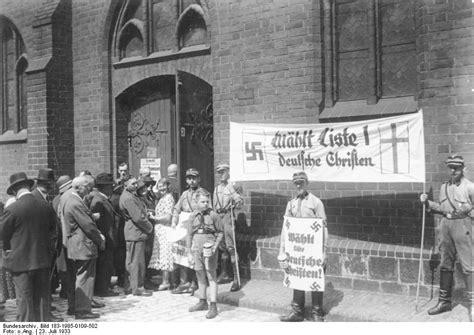 seit wann gibt es evangelische und katholische christen widerstand evangelische christinnen und christen im