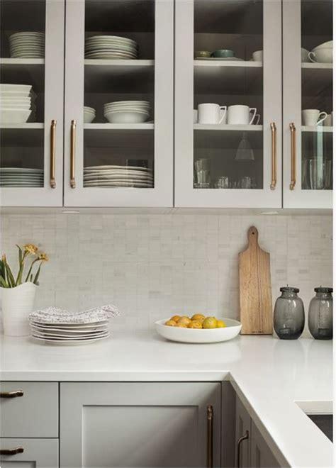 white cabinets with antique brass hardware big comeback brass kitchen hardware centsational style