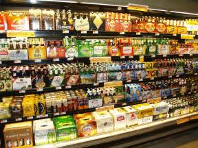 Stores That Sell Storage Items File Beer At A Grocery Store In New York City Jpg