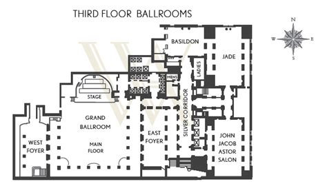 waldorf astoria new york floor plan waldorf astoria new york third floor floor plan astoria