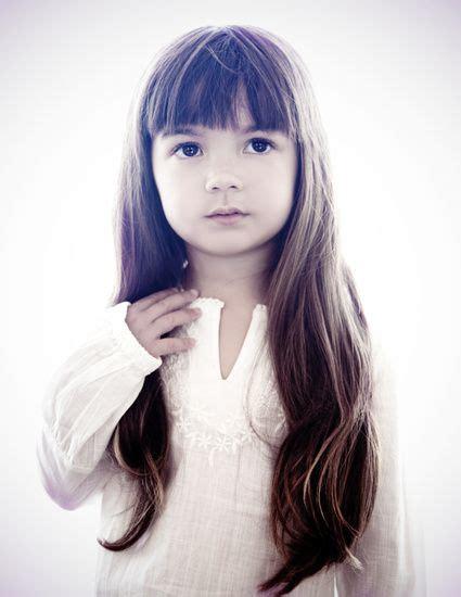 childrens haircuts bangs long hair with fringe kids haircuts pinterest