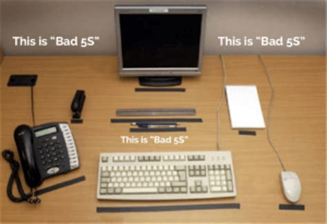 Best Home Office Desk by A Video Showing Office 5s Gone Wrong Lean Blog