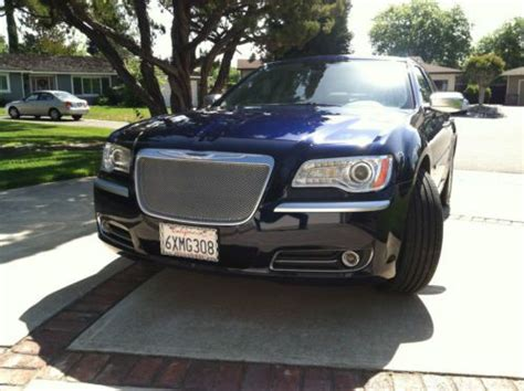 2013 Chrysler 300 Hemi by Purchase Used 2013 Chrysler 300c Luxury Series Awd With 5