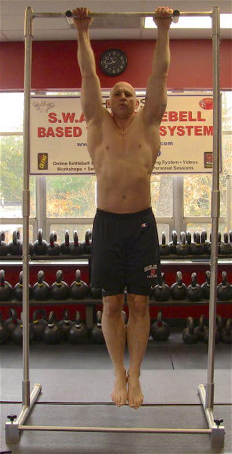 dirty dozen exercises move   hanging abdominals